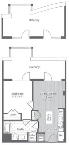Floorplan A5 layout