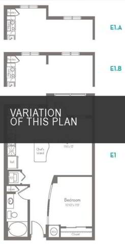 Floorplan E1.D layout