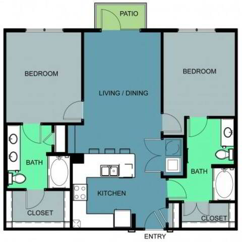 Floorplan b1 layout