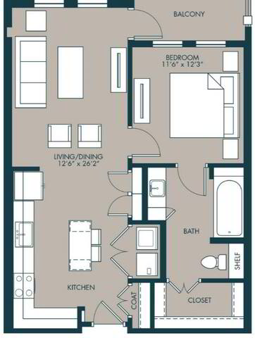 Floorplan A4 layout