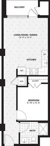Floorplan S2A layout