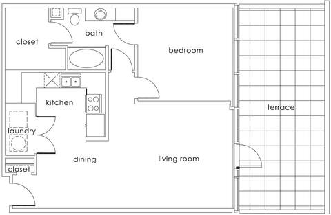 Floorplan A3 Main layout