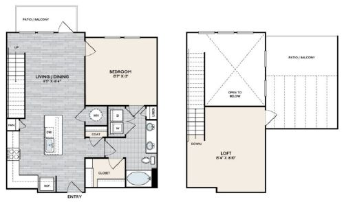 A3 Terrace Floorplan